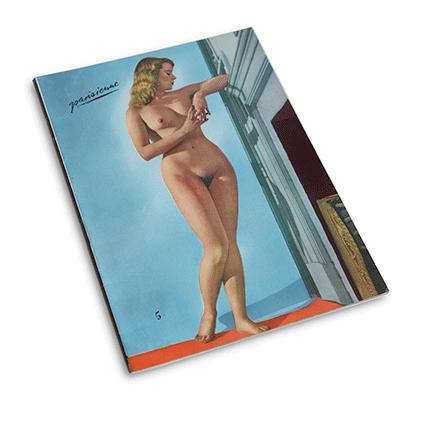 50s/60s PARISIENNE Magazine