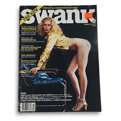 70s SWANK Magazine