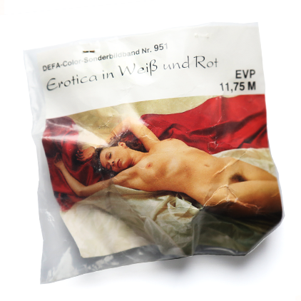 Vintage Erotic Color Film