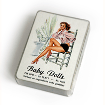 BABY DOLLS CARDS