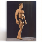 MR UNIVERSE PHOTO - STEVE REEVES