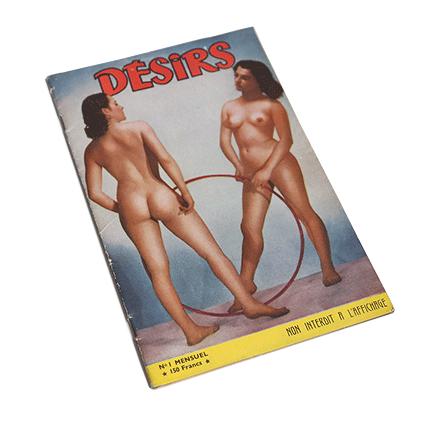DESIRS 50s Magazine No1