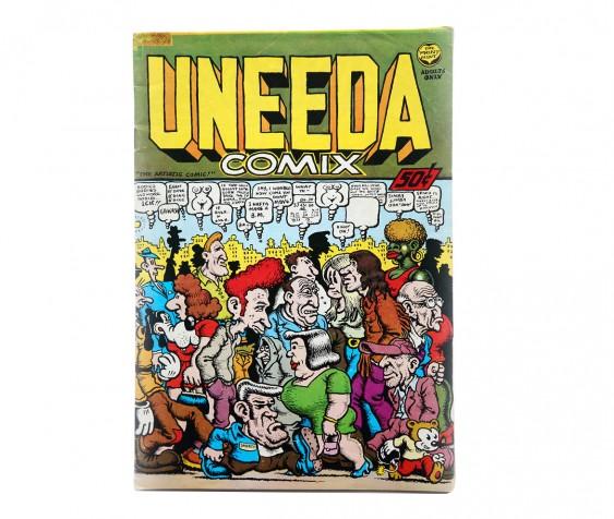 1st UNEEDA Comix