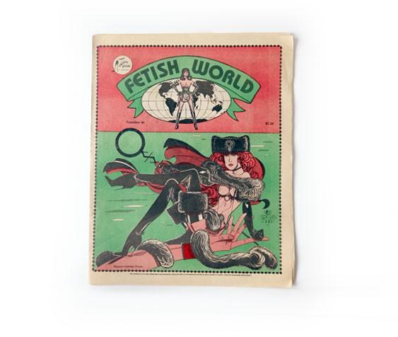 FETISH WORLD No. 40