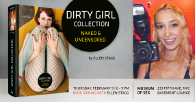 ELLEN STAGG Photographer book signing in NYC